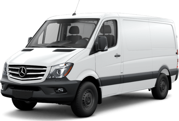 Sprinter WORKER Cargo Van Features | Mercedes-Benz Vans