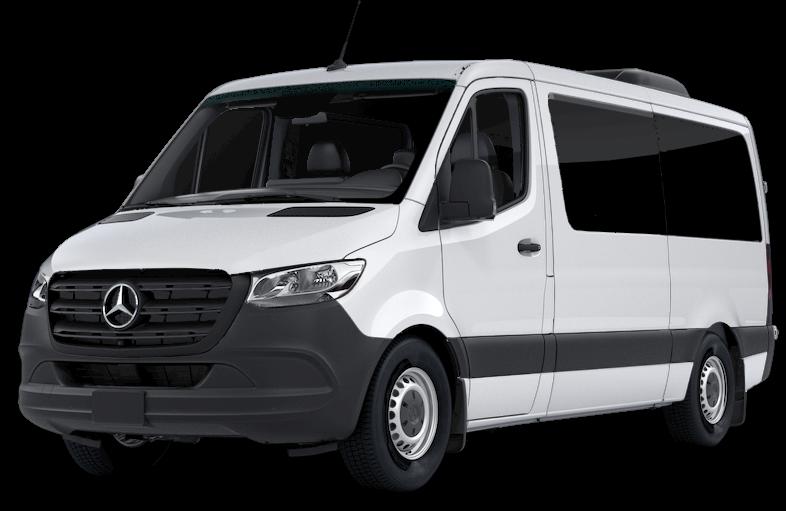 "Passenger Van 1500 Standard Roof 144"" Wheelbase Exterior Image"