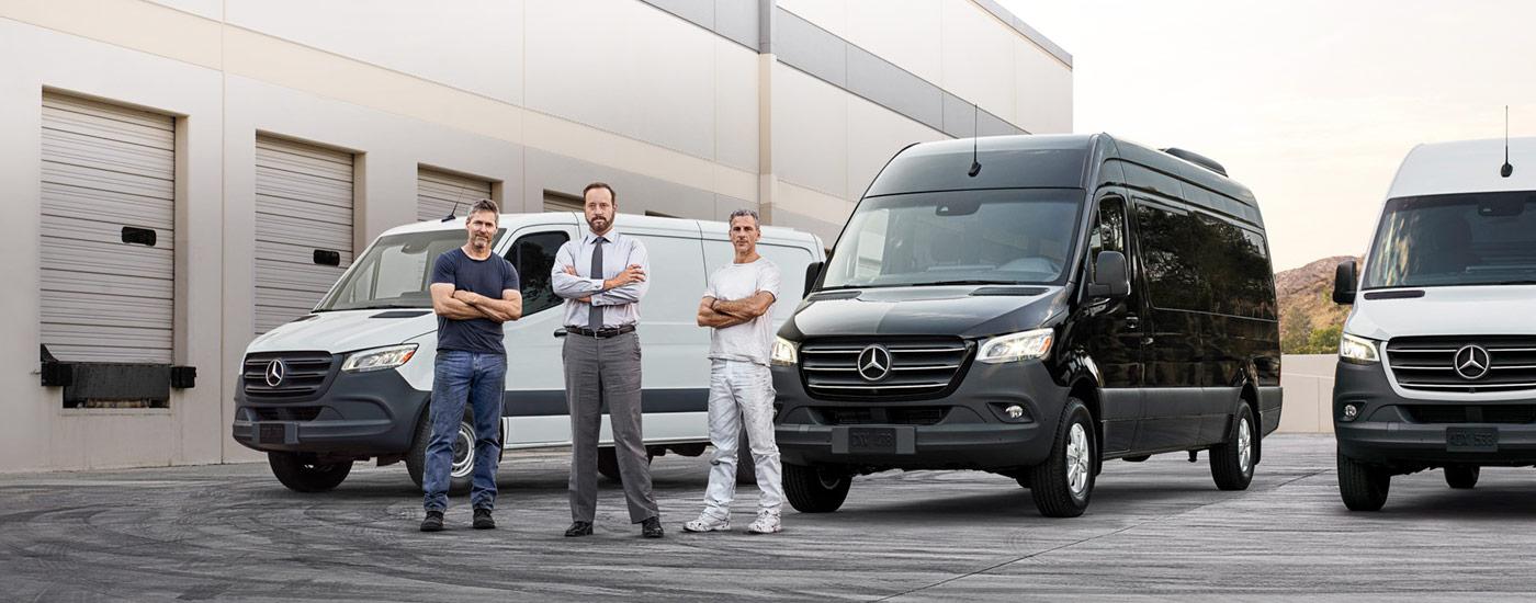 Mercedes-Benz Vans Owner Testimonials