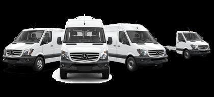 Mercedes-Benz Vans model lineup